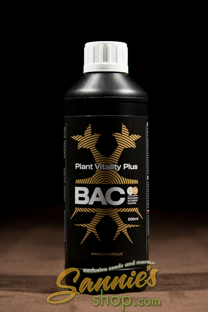 Bac plant vitality the natural way to kill spider mites and thrips