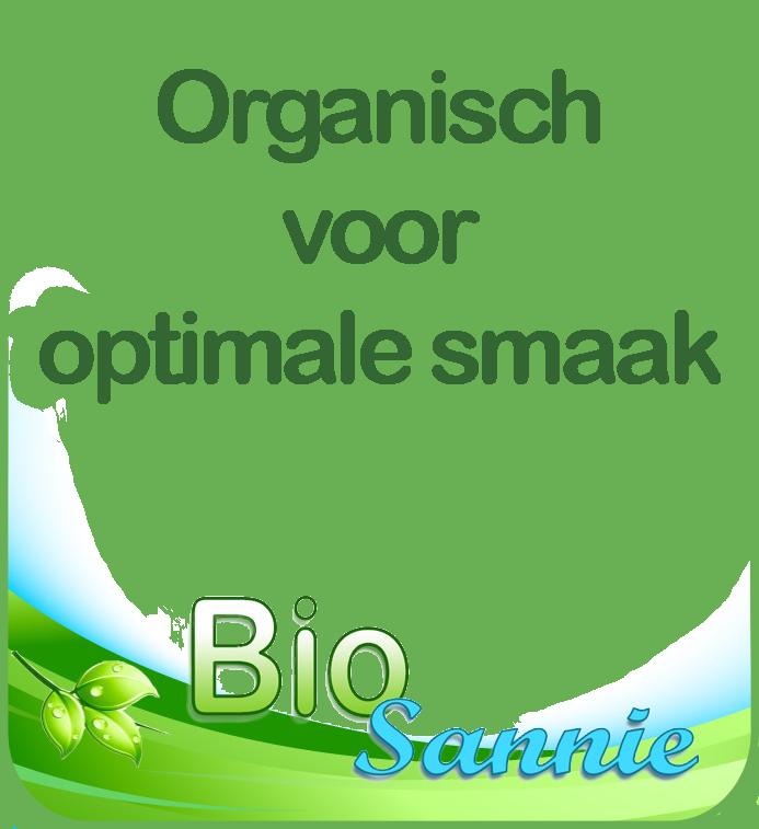 Organische voeding stoffen voor een optimale groei en bloei van de cannabis plant