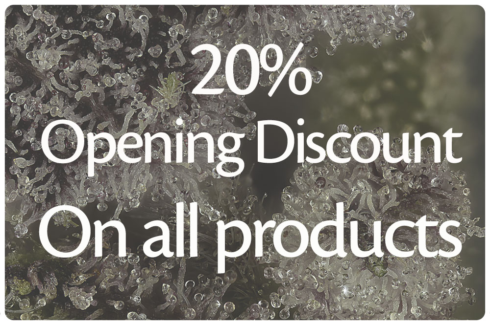 20% discount on all sanniesshop products