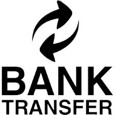 Payment with bank transfer